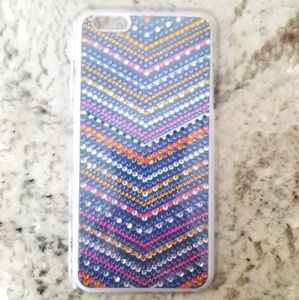 Jeweled Bling iPhone Cell Phone Case NIB
